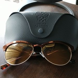Vince Camuto Sunglasses with Case